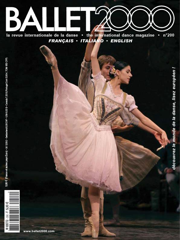 Ballet2000 n. May 2009