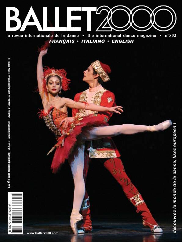 Ballet2000 n. October 2009
