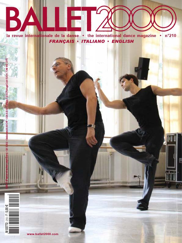 Ballet2000 n. June 2010