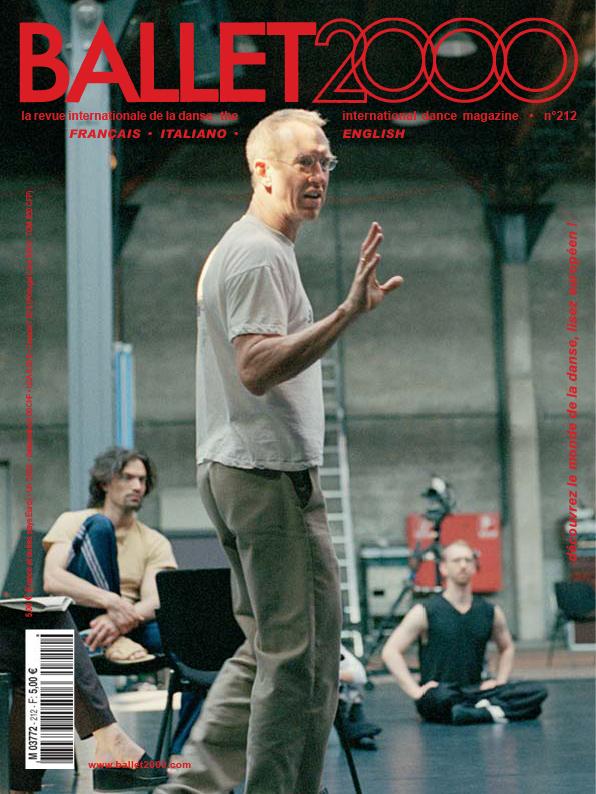 Ballet2000 n. Septembre 2010