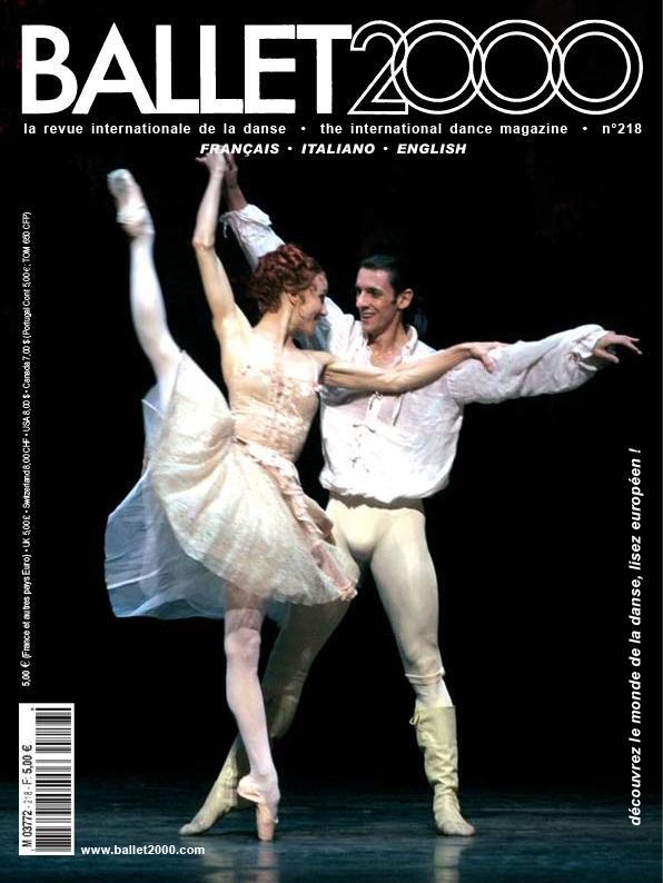 Ballet2000 n. March 2011