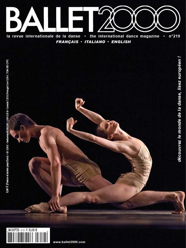 Ballet2000 n. Avril 2011