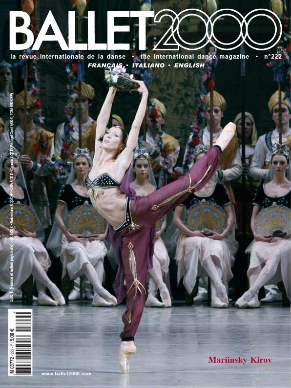 Ballet2000 n. September 2011