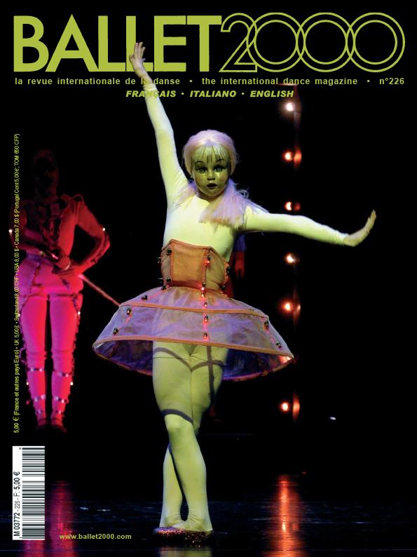 Ballet2000 n. January 2012