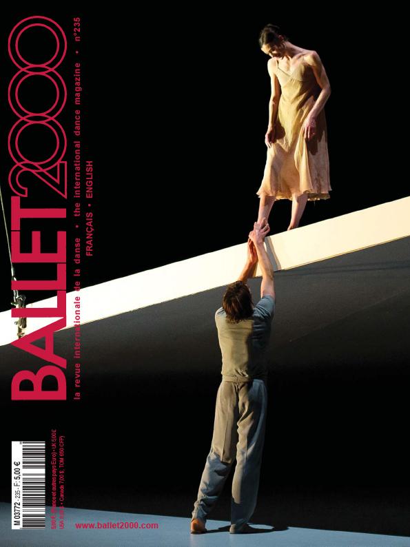 Ballet2000 n. Janvier 2013
