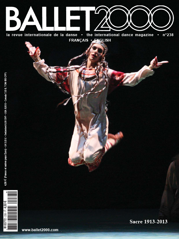 Ballet2000 n. May 2013