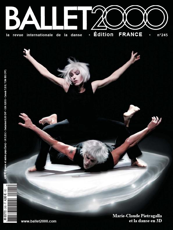 Ballet2000 n. Mars 2014