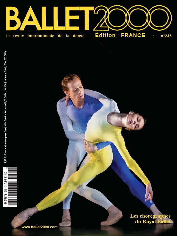 Ballet2000 n. Avril / Mai 2014