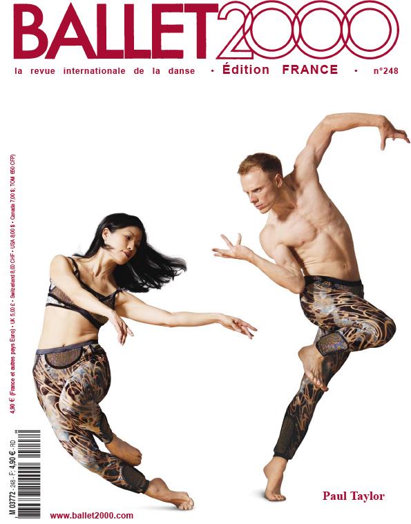 Ballet2000 n. Juillet / Août 2014