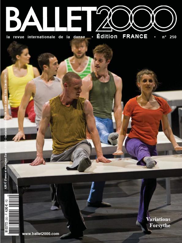 Ballet2000 n. Novembre / Décembre 2014