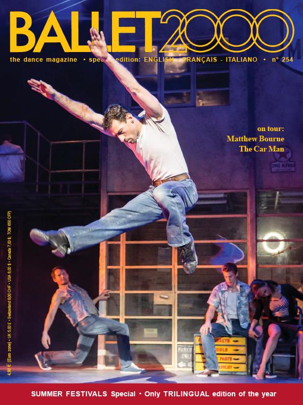 Ballet2000 n. Summer Festivals Special