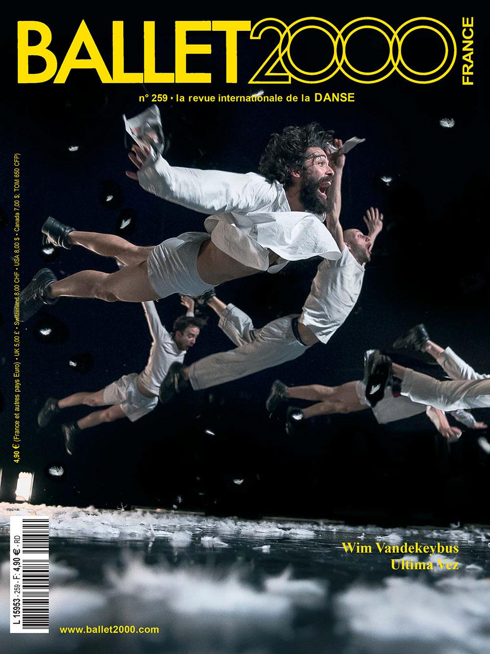 Ballet2000 n. Mars / Avril 2016