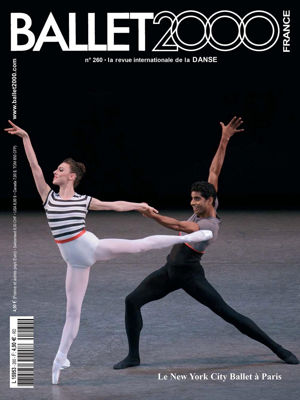 Ballet2000 n. Mai / Juin 2016