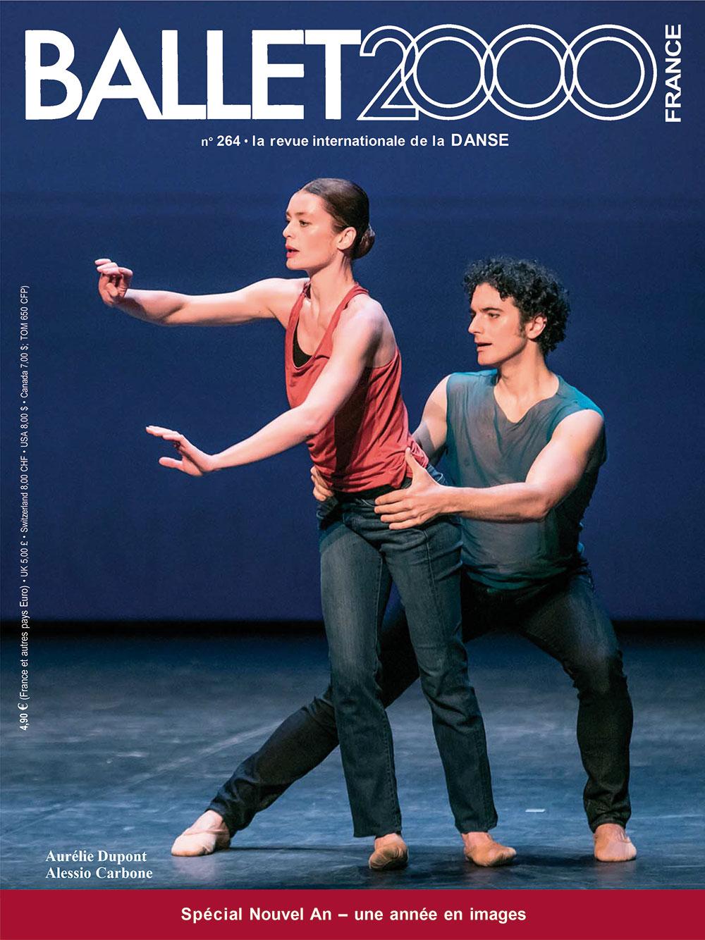 Ballet2000 n. Spécial nouvel an 2017