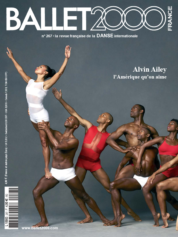Ballet2000 n. Mai / June 2017