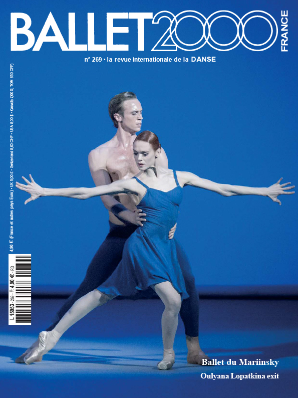 Ballet2000 n. Septembre / Octobre 2017