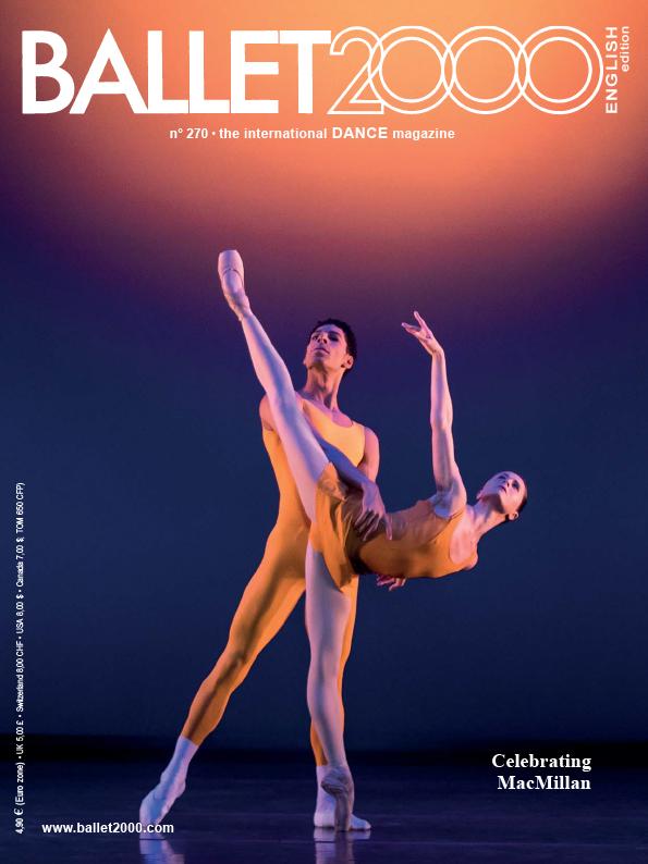 Ballet2000 n. November / December 2017