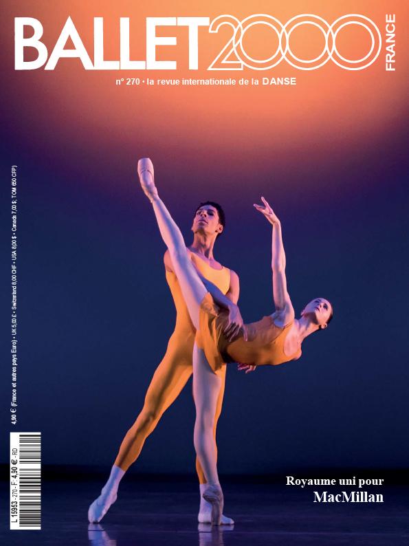 Ballet2000 n. Novembre / Décembre 2017