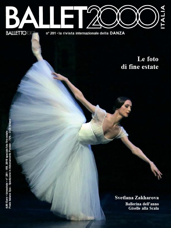 Ballet2000 n. Luglio / Agosto 2019